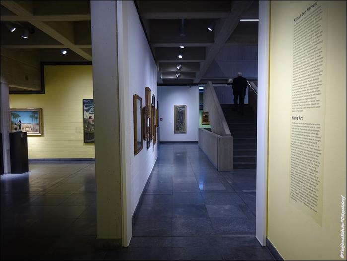 Фото-экскурсия в музей Клеменса Зельса, город Нойс