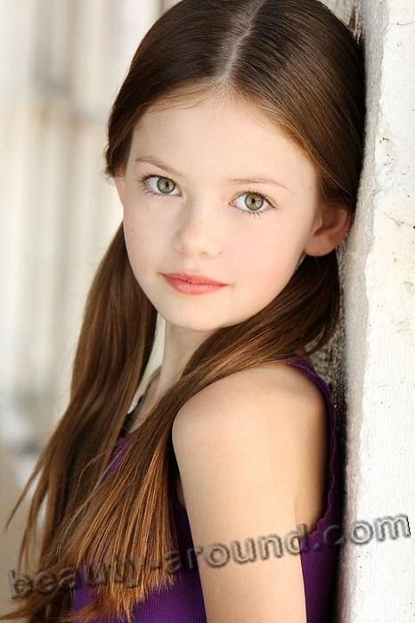 Очень юные фото модели девочки фото 142-840