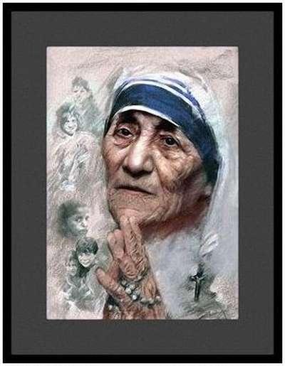 мать Тереза (400x515, 23Kb)