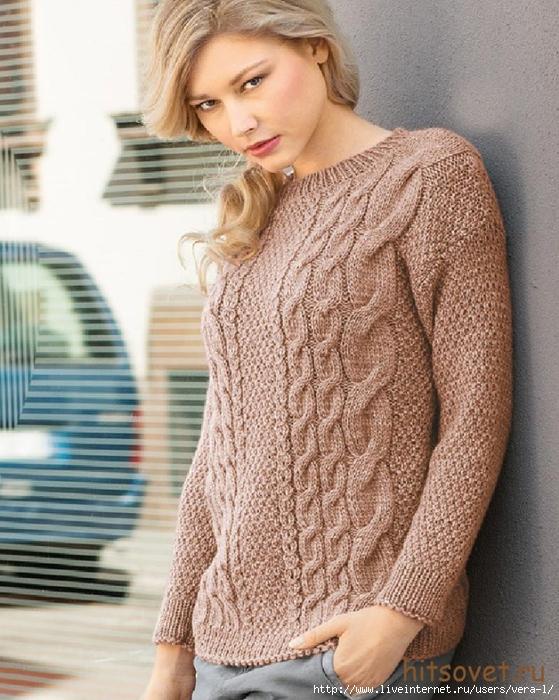 pulover_spicami_zhenskij (559x700, 333Kb)