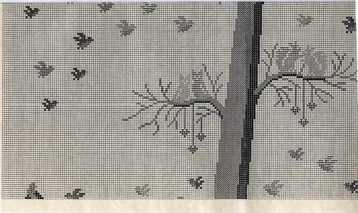 Вышивка крестом на ливинтернет ренато паролин 46