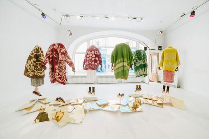 126583194 120315 2156 1 Эстонский дизайнер создаёт пальто из старых советских одеял