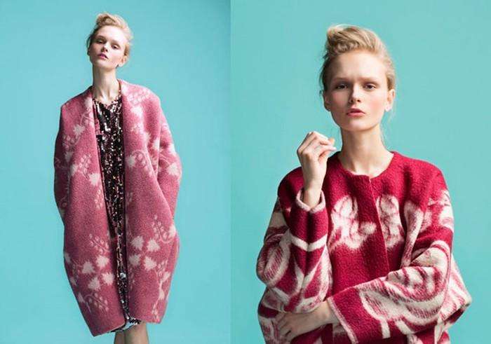 126583196 120315 2156 2 Эстонский дизайнер создаёт пальто из старых советских одеял