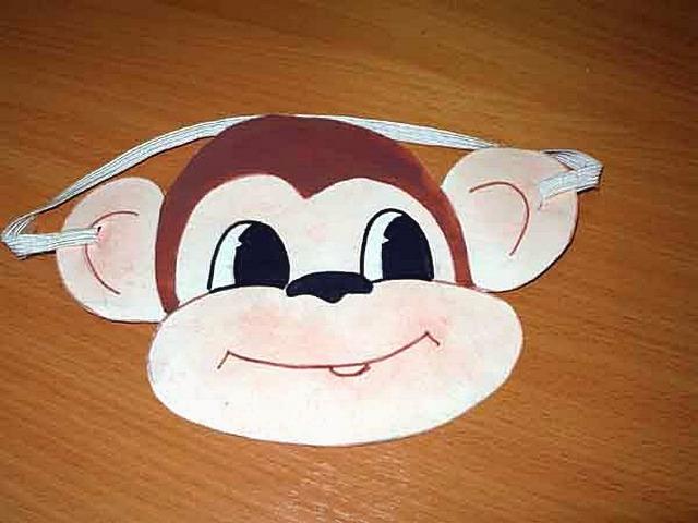 Символ 2017 года обезьяна поделки