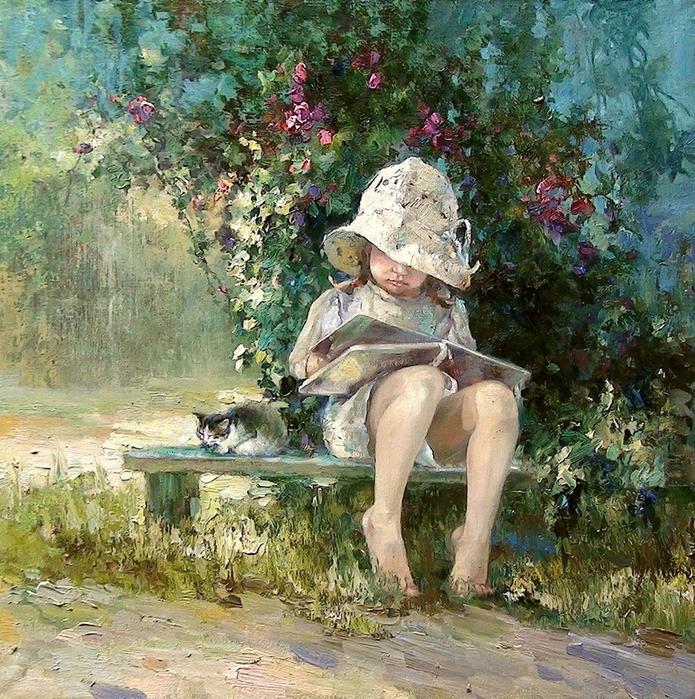 Inessa Morozova Инесса Морозова Tutt'Art@ (6) (695x700, 668Kb)