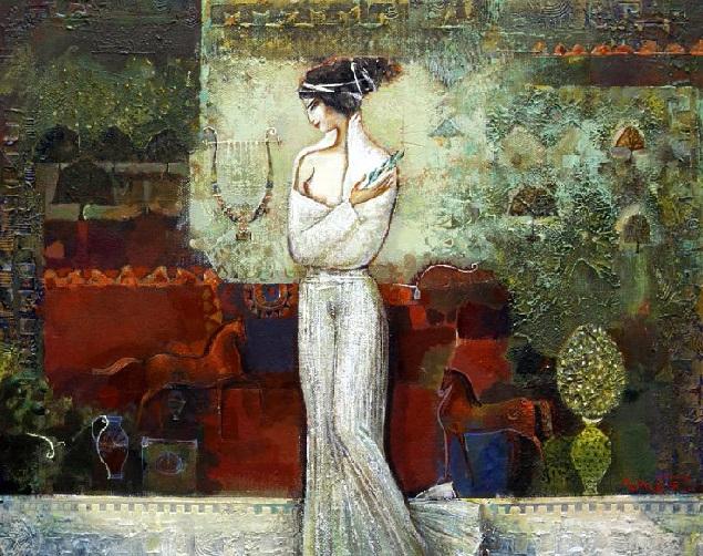 Valeri Tsenov-Валери Ценов-保加利亞出生藝術家,創意和創新的藝術思維,完美,和諧與美的永恆(第一輯)。。。 - milk  - ☆ Milk ☆ 平平。淡淡。也是真。