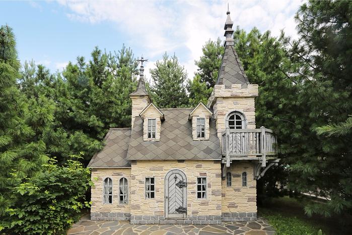 Волшебный домик для принцессы1 (700x466, 432Kb)
