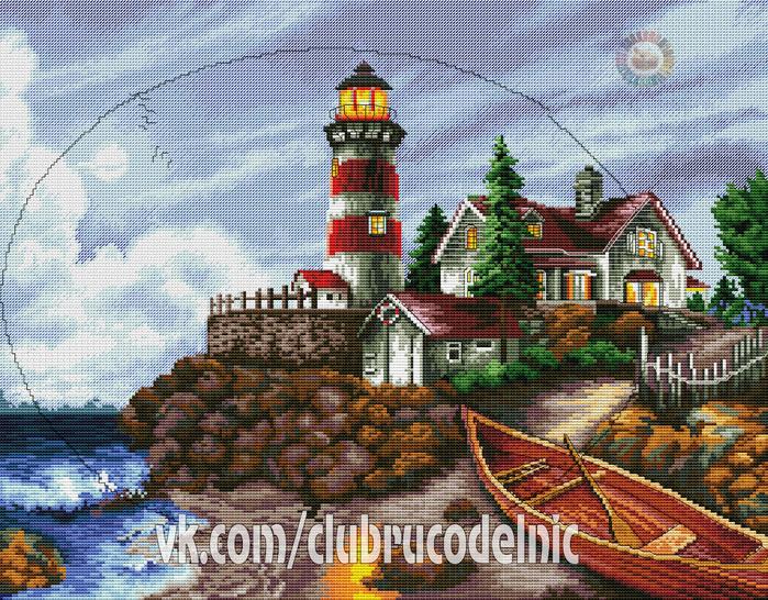 Lighthouse (700x546, 772Kb)