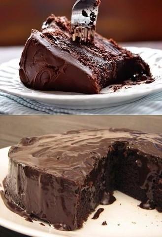 Шоколадный пирог (329x480, 46Kb)