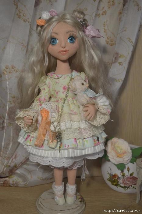 Создание объемного лица кукле. МК от Анны Абросиной (1) (466x700, 219Kb)
