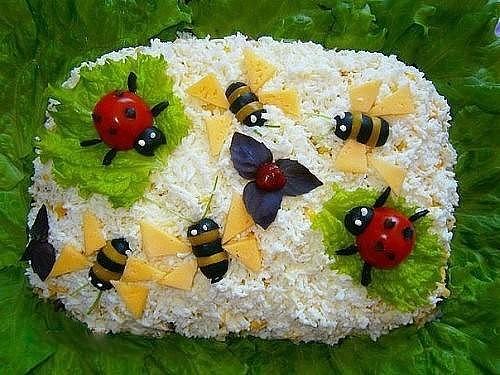 Удивительные пчелки рецепт