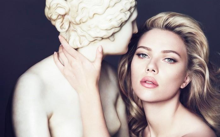 Обнаженная красота и сексуальность
