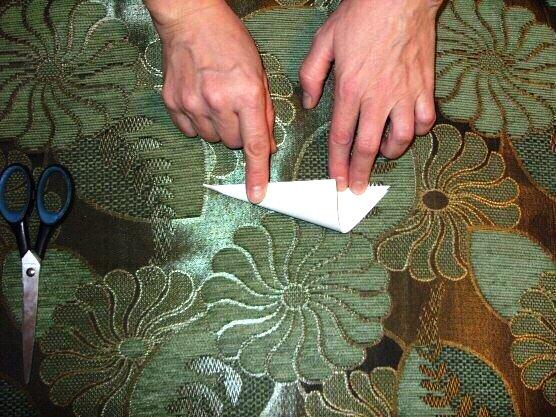 Снежинка из бумаги своими руками объемные пушистые