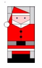 SANTA CLAUS BLOQUE (140x225, 18Kb)