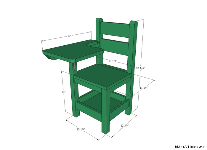 vintage schoolhouse chair dimensions (700x506, 73Kb)