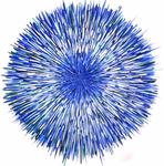 ������ 1. Мандала 1000 лучей - фото (522x529, 391Kb)