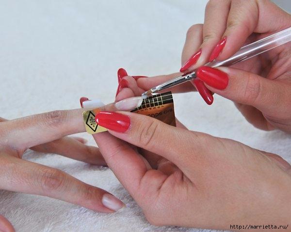 Что надо знать перед тем как нарастить ногти (6) (600x478, 118Kb)