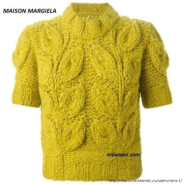 Вязаные-пуловеры-с-крупными-листьями-2 (600x600, 203Kb)
