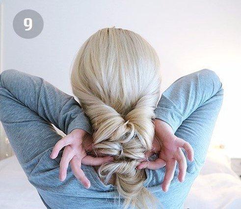 красивая прическа на длинные волосы9 (491x425, 169Kb)