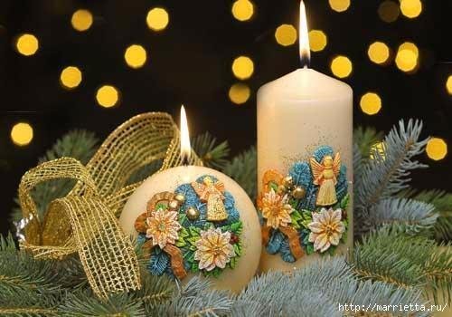 Пасхальные свечи. Для любования (1) (500x350, 109Kb)