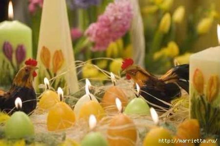 Пасхальные свечи. Для любования (5) (450x299, 80Kb)
