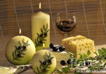 Пасхальные свечи. Для любования (13) (450x315, 98Kb)
