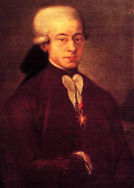 Моцарт. Автор неизвестен. (1777) (429x604, 42Kb)