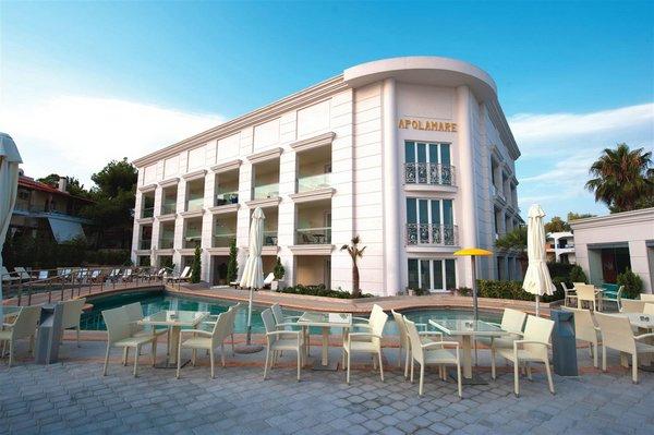 отель Аполамаре халкидики