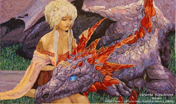 Мозаика дракон, мозаичное панно дракон, отделка мозаикой/5749214_DnFMeHb_AoE_1_ (700x413, 349Kb)