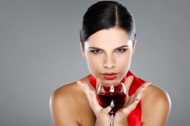 Вино и красота (640x426, 83Kb)