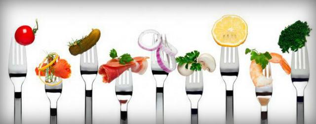сочетание продуктов при правильном питании таблица