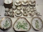 Превью Flora Danica porcelain Royal Copenhagen Skovs Antik Silkeborg Denmark (700x525, 423Kb)