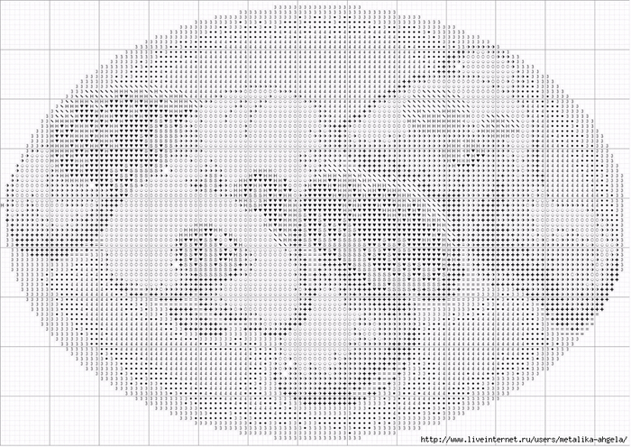 собачка ковр. техн. схема (700x496, 388Kb)