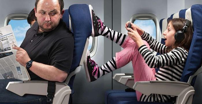 Советы путешественникам. Как выспаться в самолете