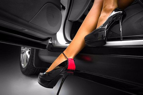 Что поможет женщине устранить маленькие проблемы своего автомобиля (2) (604x402, 130Kb)