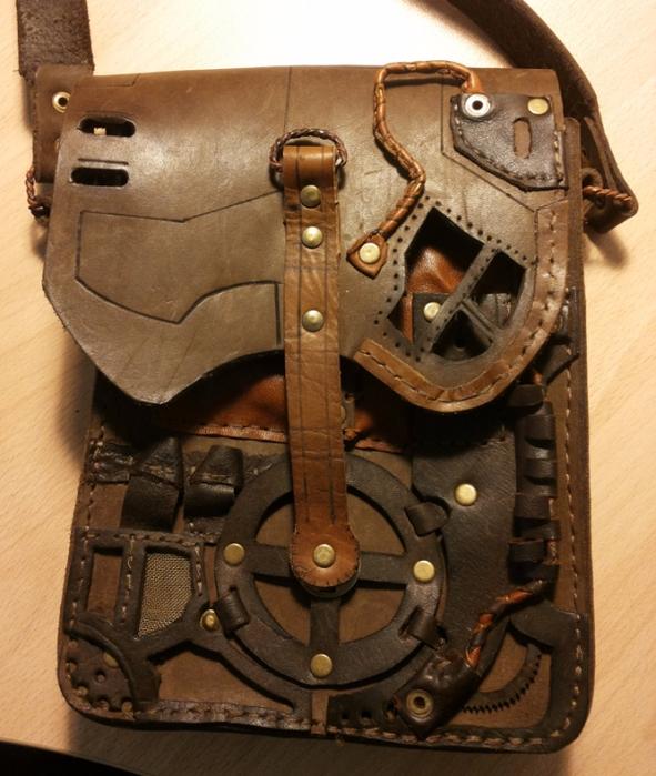 сумка1 Кожа...в стиле стимпанк (591x700, 449Kb)