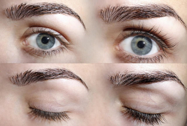 Как заставить брови расти