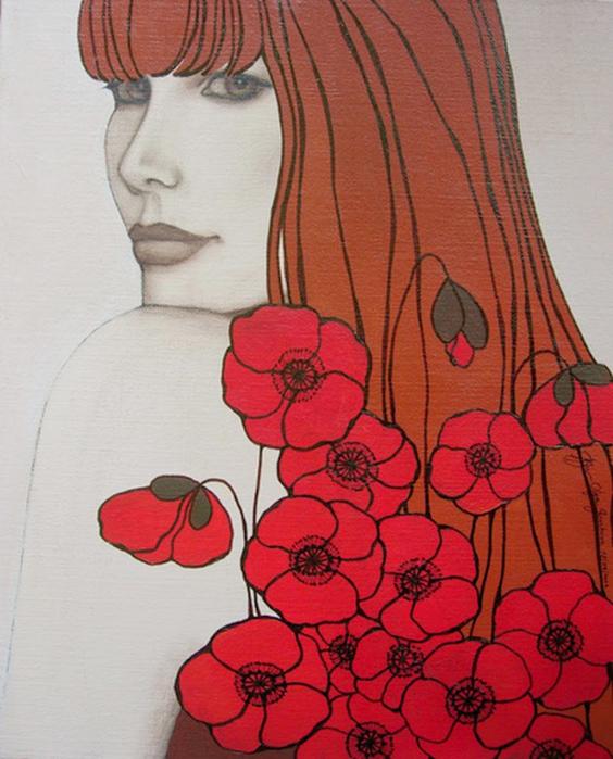 "Olga Gouskova Ольга Гуськова Tutt""Art@ (27) (564x700, 415Kb)"