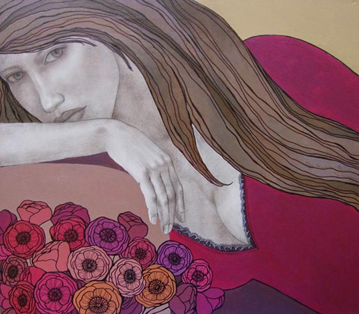 "Olga Gouskova Ольга Гуськова Tutt""Art@ (60) (700x611, 426Kb)"