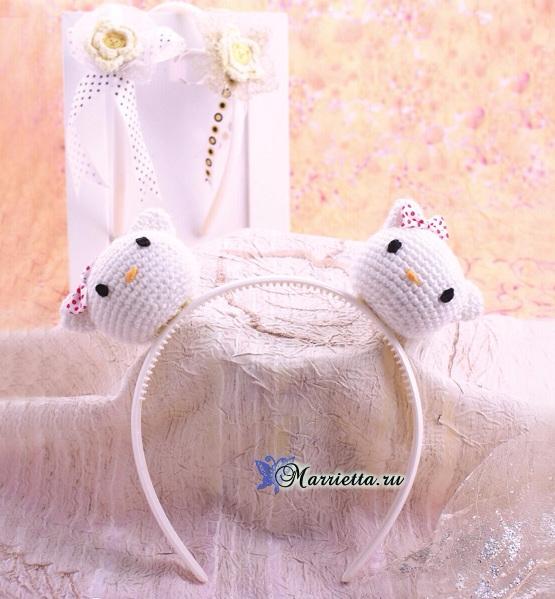 Вяжем крючком украшения для маленькой принцессы (1) (555x599, 314Kb)