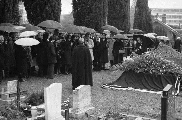 Похищения тел знаменитостей после смерти
