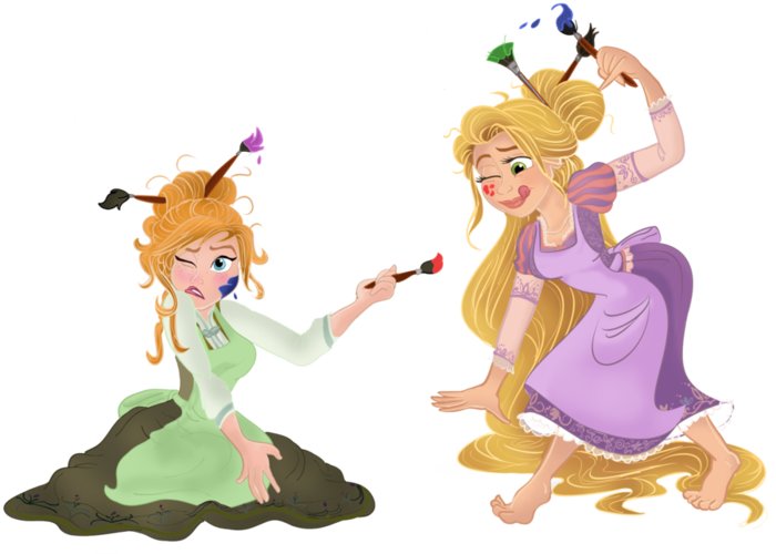 !            !____rapunzel_and_anna_by_pussyca t_puppy-d 6yh56l.png (2) (700x500, 261Kb)