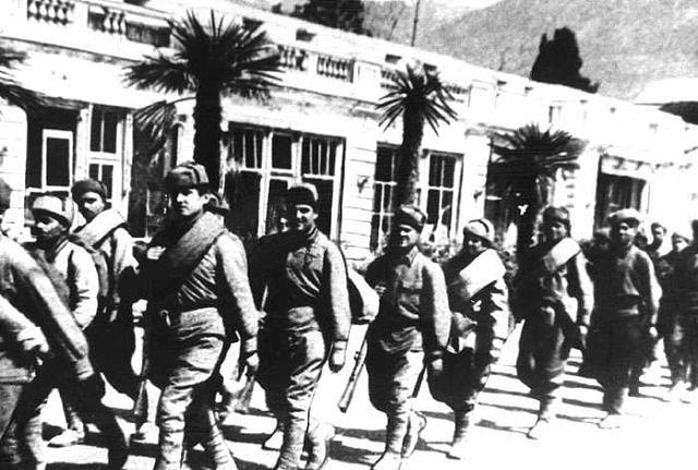 ялта Освобождение Ялты совпало с ПАСХОЙ 16-го апреля 1944г. (640x431, 162Kb)