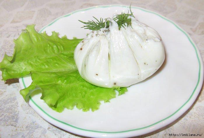 как готовить пашот