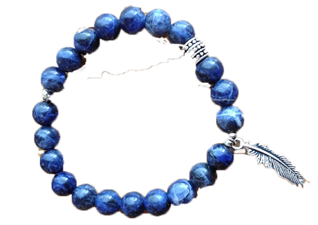 sodalite-bracelets1 (460x326, 117Kb)
