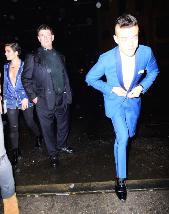 Tom Hiddleston, Idris Elba Jared Leto Are This
