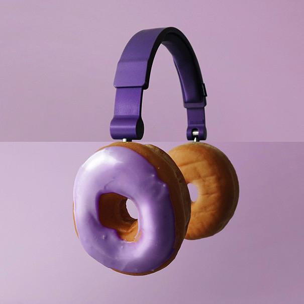 2.  Наушники + пончики (605x605, 175Kb)