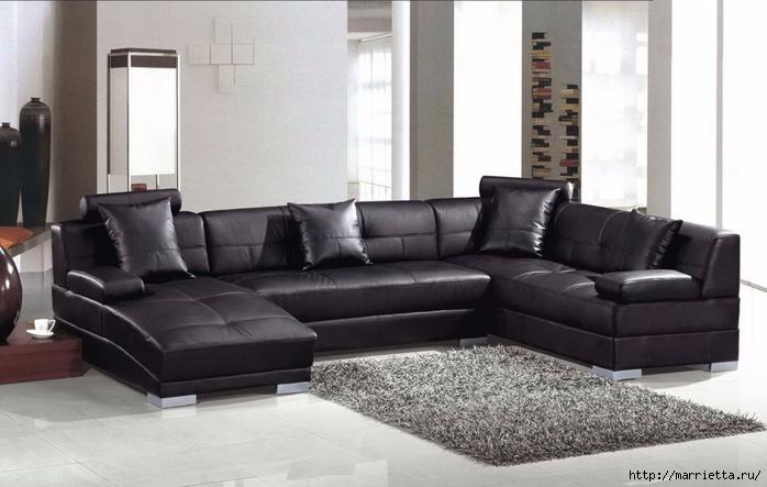 А вам нравятся секционные кожаные диваны (25) (700x443, 189Kb)