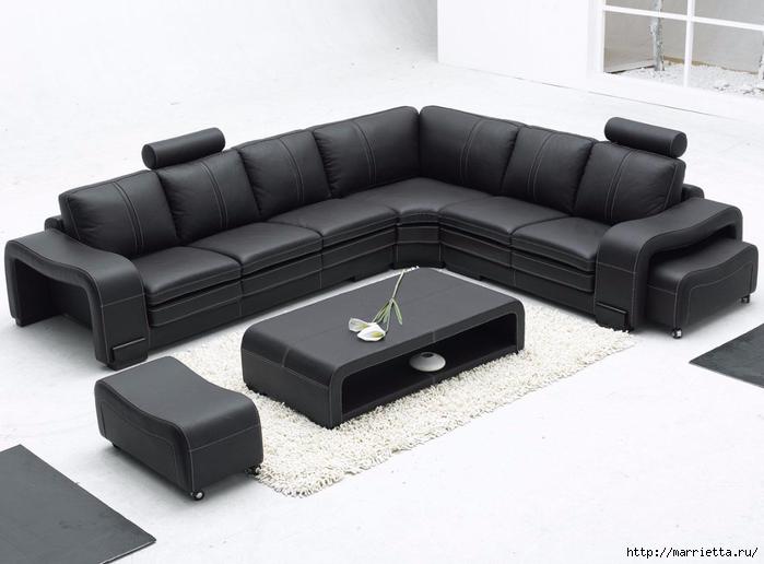 А вам нравятся секционные кожаные диваны (39) (700x516, 186Kb)