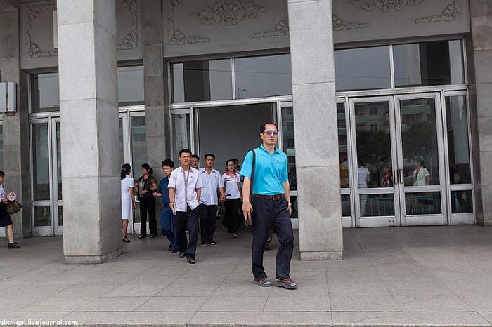 метро в пхеньяне фото 17 (700x466, 304Kb)